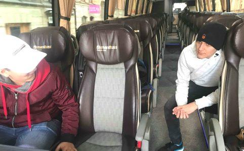Transfer till Arlanda med Ekmanbuss
